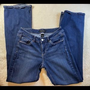 White house/black market 8 Jeans